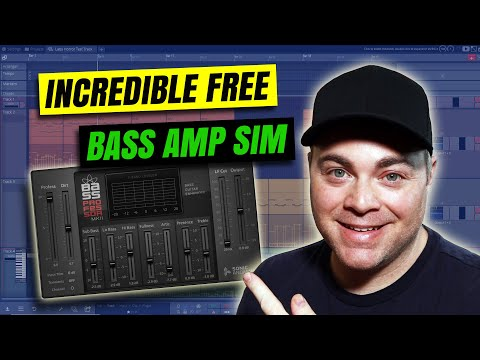 Sonic Anomaly Bass Professor MK2 Review 👉 Free Bass Amp sim