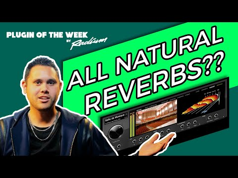 Creating Depth and Stage In Music   Altiverb 7   The Radium POW! EP17