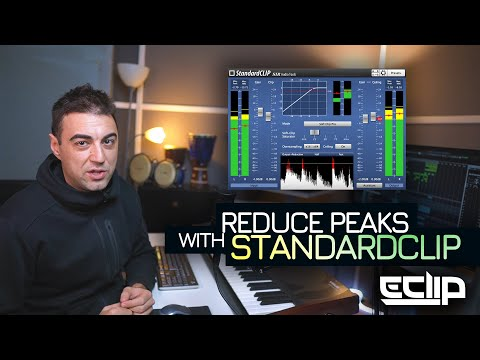 Peak reduction with StandardClip - by E-Clip