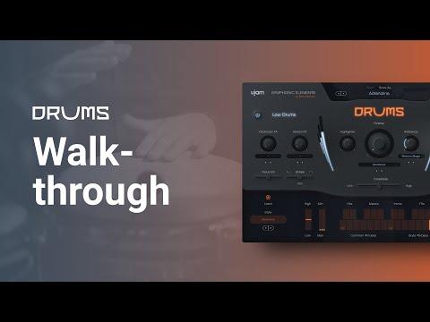 Walkthrough | Symphonic Elements DRUMS