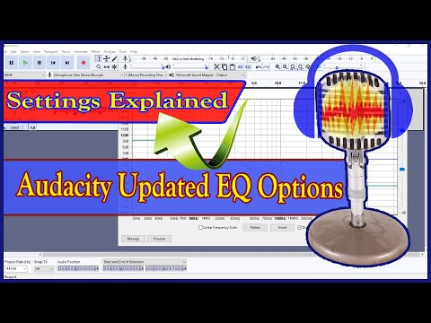 Equalization Effect In Audacity 🎧 Updated 2020 - EQ Settings Details