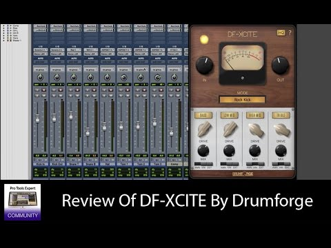 Review Of DF XCITE By Drumforge
