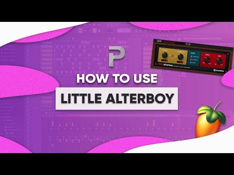 How To Use Little Alterboy (manipulating vocals) 🎤