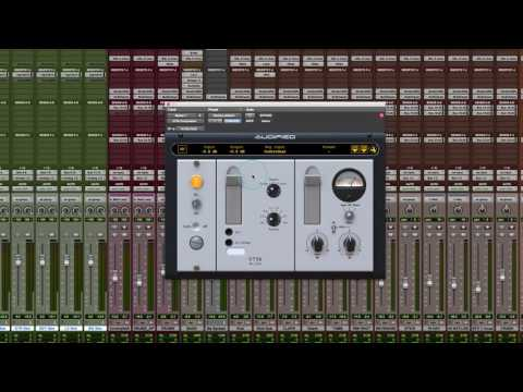 Audified - U73b Compressor V2 - Mixing With Mike Plugin of the Week