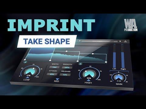 IMPRINT - Multi-Band Transient Shaper & Designer (VST / AU / AAX)