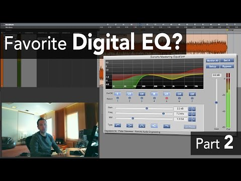Pros of Digital Equalization and its sound
