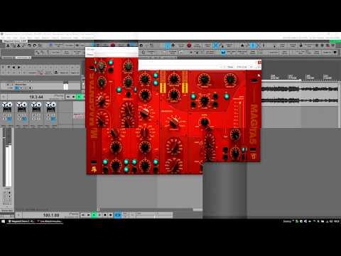 Acustica Audio - Magenta 5 - Mix Demos