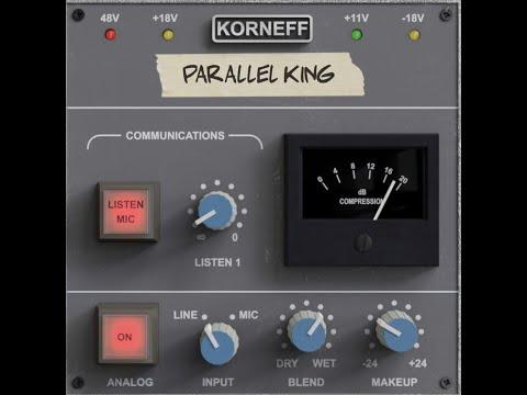 Korneff Talkback Limiter Plugin Review
