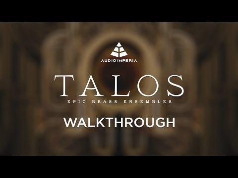 "Audio Imperia ""Talos: Epic Brass Ensembles"" - Walkthrough"
