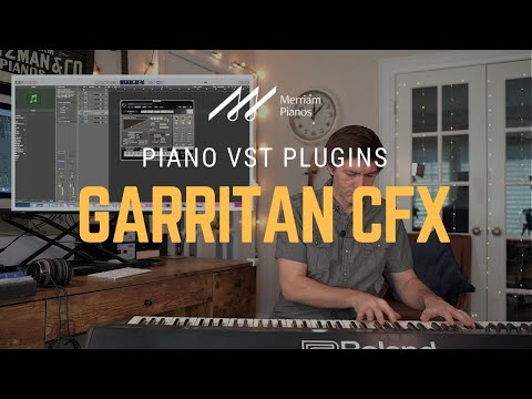 🎹Garritan Abbey Road Studios CFX Concert Grand Piano VST - Yamaha CFX Concert Grand Piano🎹