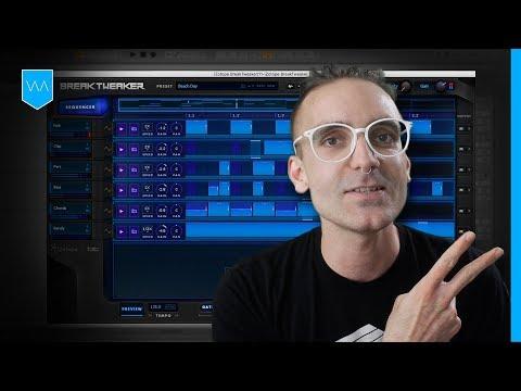 How to Produce New Rhythmic Ideas   iZotope BreakTweaker Tutorial