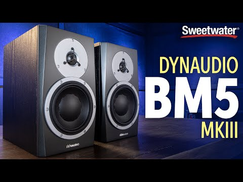 Dynaudio BM5 mkIII Reference Monitor Overview