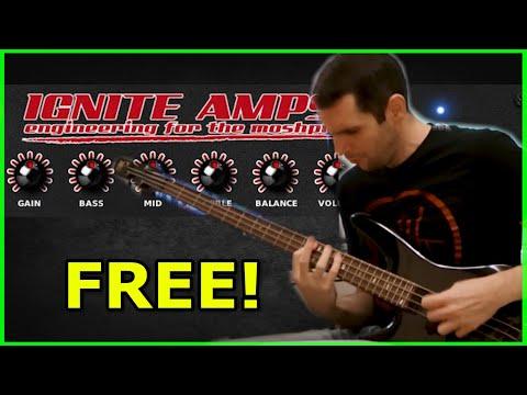 Ignite Amps SHB-1 - Free bass amp sim VST plugin for subhumans!