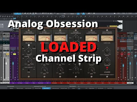 Analog Obsession LOADED   On the Mix
