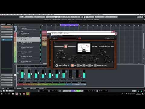 SoundToys - Decapitator - Hebrew