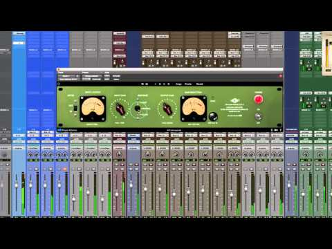 Acme Opticom XLA-3 Mixing With Mike Plugin of the Week