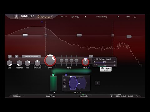 Introduction to FabFilter Saturn 2