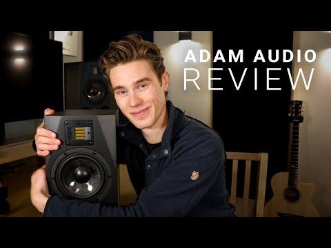 Adam Audio A7X Review - Should You Buy Them?