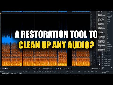 The Ultimate Audio Repair Tool? - BRAND NEW iZOTOPE RX 8!