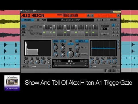 Show And Tell Of Alex Hilton A1 TriggerGate