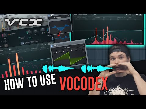 How To Use VOCODEX by Image-Line | Ghosthack Sound Design Tutorials