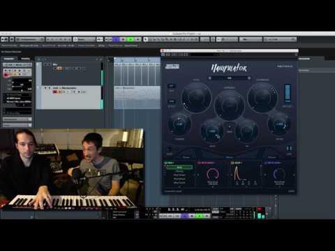 OMG I sound like a synthesizer!