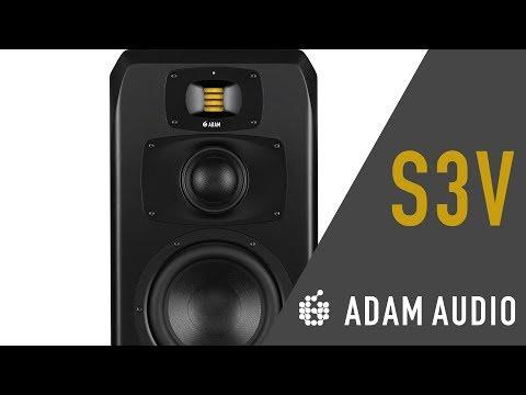 The ADAM Audio S3V Monitors
