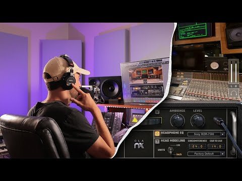 Waves CLA Nx | VR Headphone Mixing Review and Demo