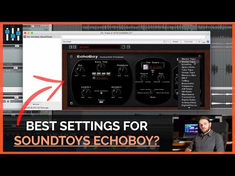 6 Tips for Using Soundtoys EchoBoy
