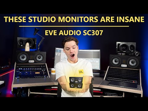 Why did we choose the EVE Audio SC307?