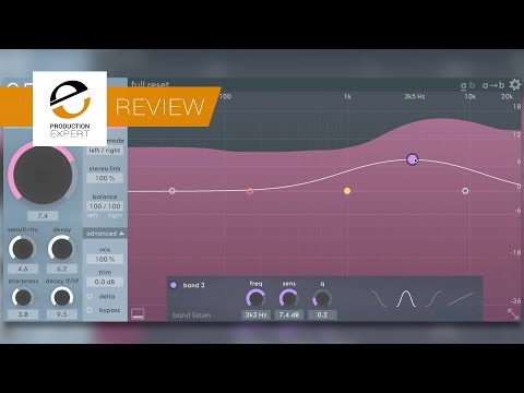 Oeksound Spiff Adaptive Transient Processor Plug-in - Expert Review