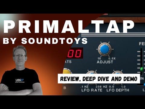 Soundtoys - PrimalTap and Little PrimalTap - Let's get crazy!