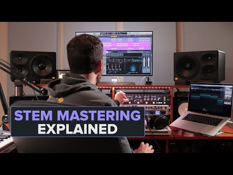 Stem Mastering: WHEN and WHY To Use It