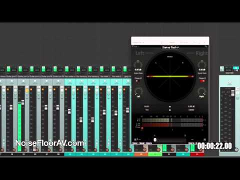 Mix Minute - Mono Compatibility In Stereo Wideners!