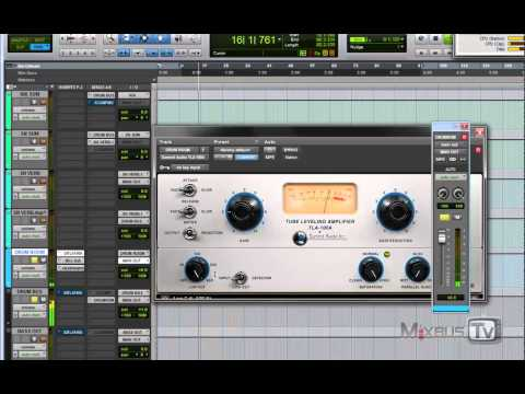 Softube Summit TLA 100A Review Learn Compression