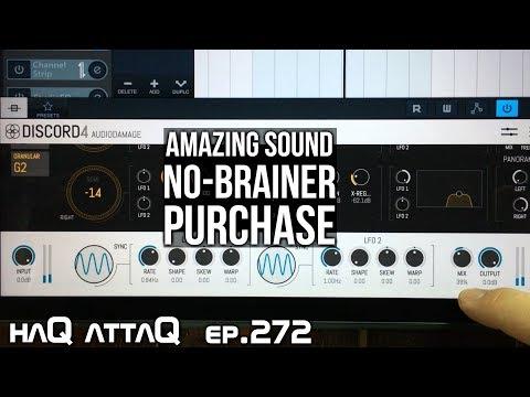 DISCORD 4 Sounds Smazing │ Stereo Pitch Shifter FX - haQ attaQ 272