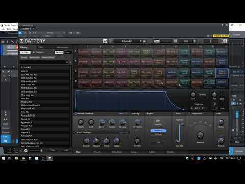 Get Started In Native Instruments Battery 4 In [ALMOST] 20 Minutes!