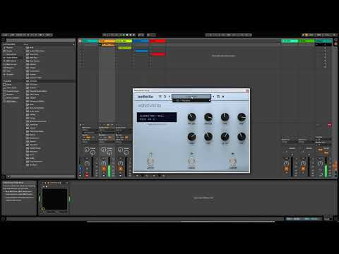 Audiority XenoVerb Reverb Plugin Walkthrough