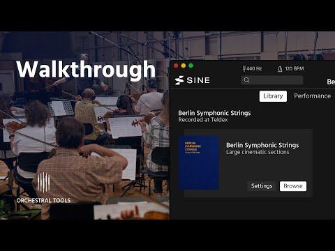 Berlin Symphonic Strings: Walkthrough