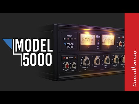"Tone Empire Model 5000 - Heavy Weight "" VCA Compressor"""