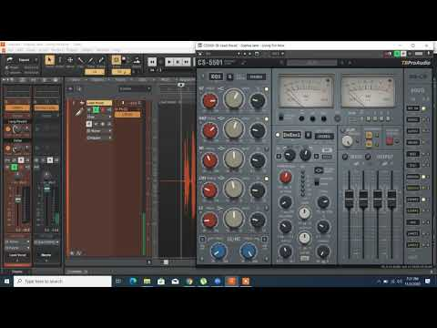 TBProAudio CS 5501 on vocal