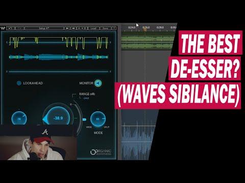 The best de-esser? (Waves Sibilance)