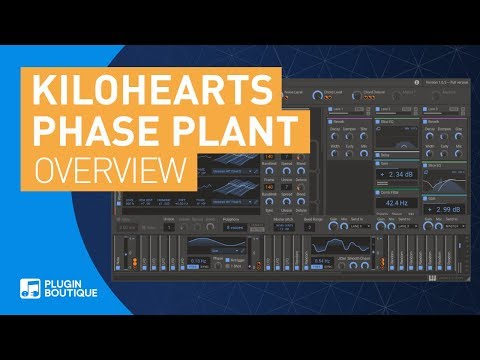 Phase Plant by Kilohearts | Review of Key Features | New Modular VST Plugin Synth