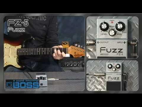 FZ-5 Fuzz [BOSS Sound Check]