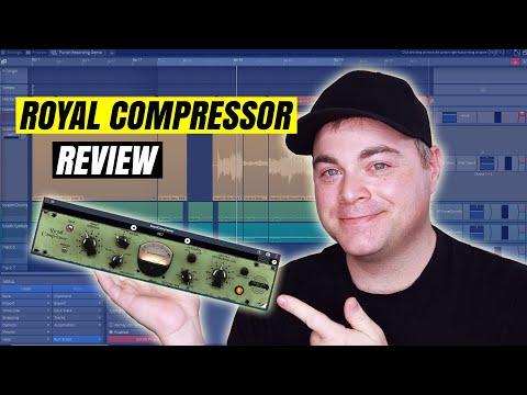 Royal Compressor Plugin Free & Paid VST Plugin