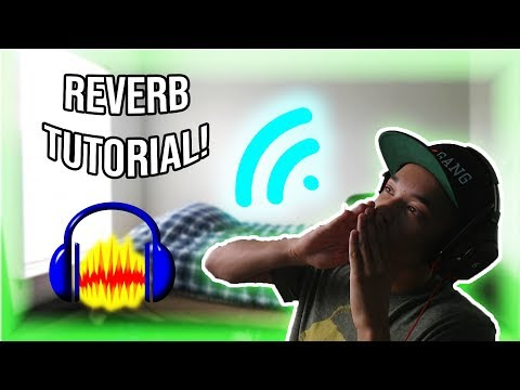 How To Use Reverb! Audacity Tutorial! Giveaway!