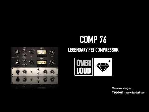 Overloud Comp76 FET Compressor V2