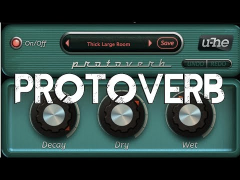 Protoverb Experimental Research Reverb | FREE PLUG-IN WEEKLY
