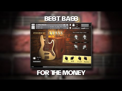 A Quality Affordable Bass Library - XBass