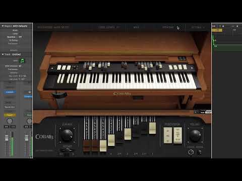 CollaB3 - Free Tonewheel B3 Vintage Organ